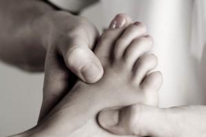 Fuß-Reflexzonen-Therapie
